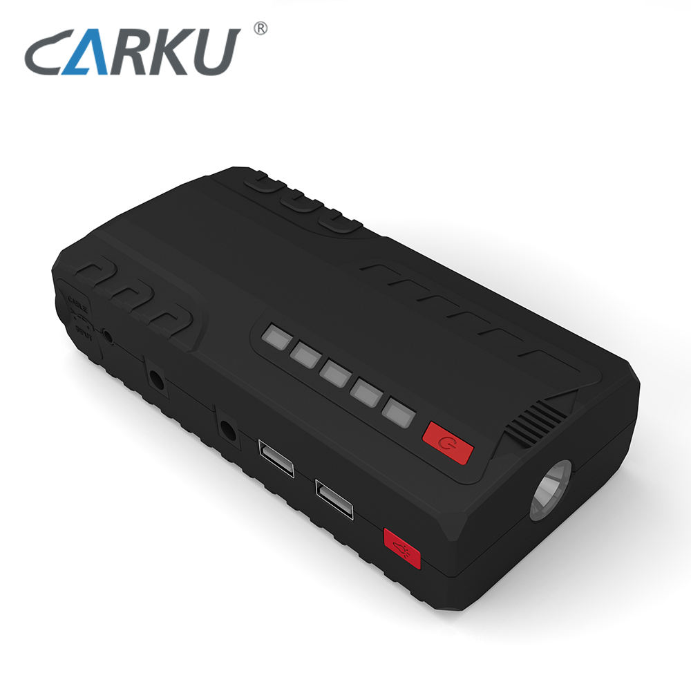 High Safety LiPO Portable rechargeable lithium power pack high power car jump starter with air compressor