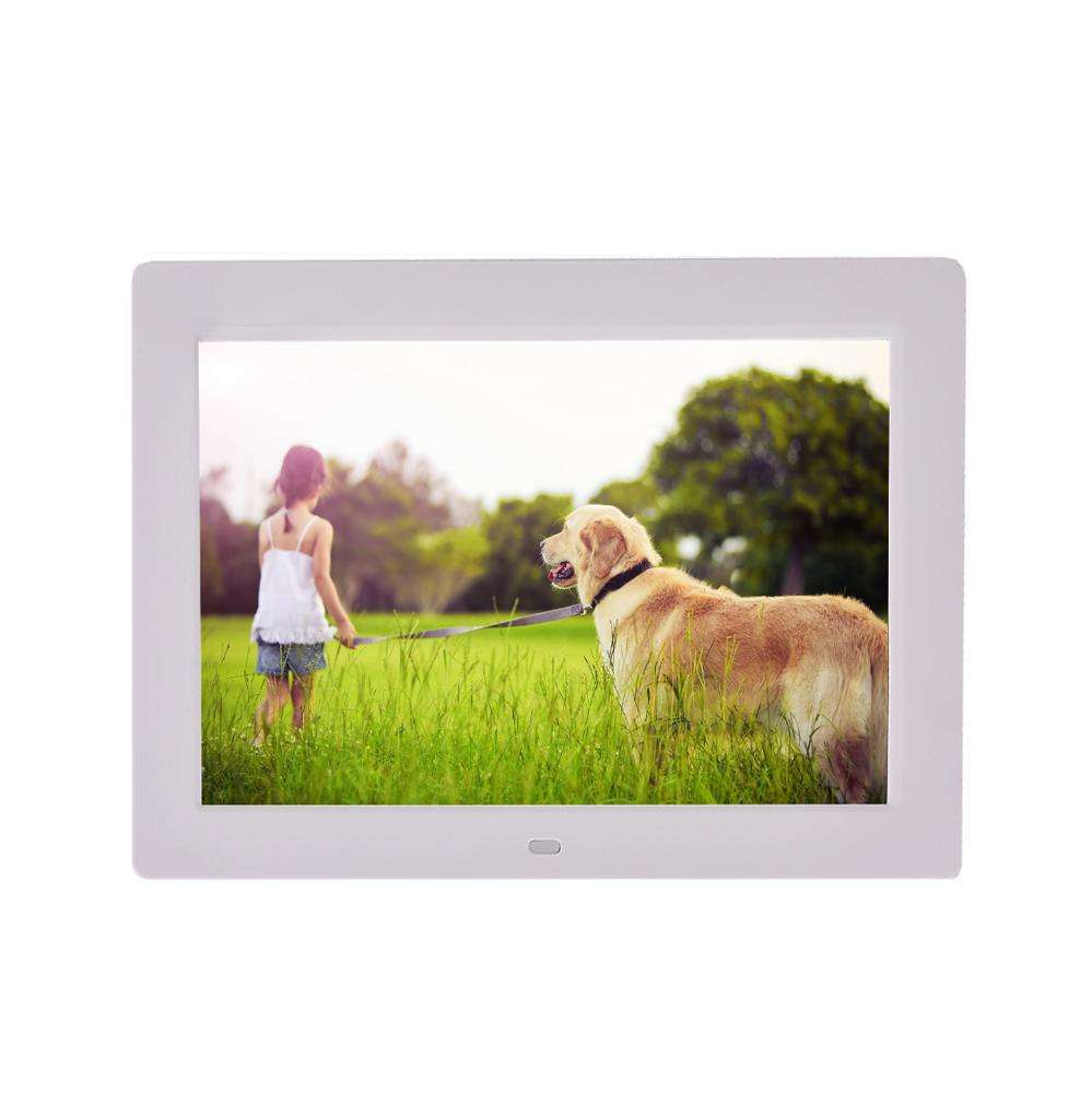7 8 10.1 13.3 15.6 Bateria de 18.5 Polegadas Operado 1080P Full Hd Digital Photo Frame Para Gif