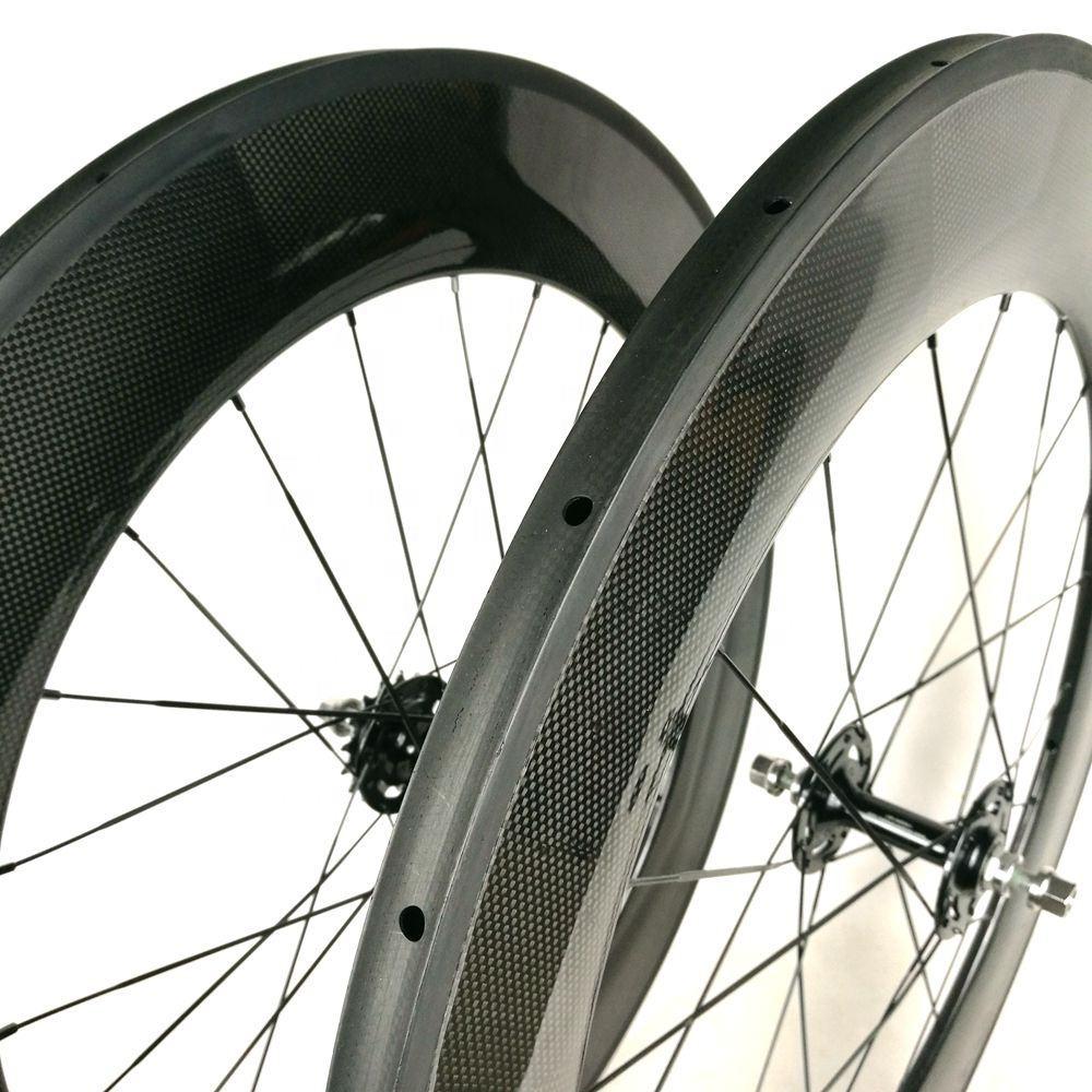 Fixed Gear Fahrrad Felgen 36H Single Speed Track Bike Sterne Rim 43/mm Deep V FIXIE Road