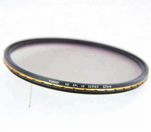 Yophy Slim Bingkai Filter 52mm cpl edaran polarizer