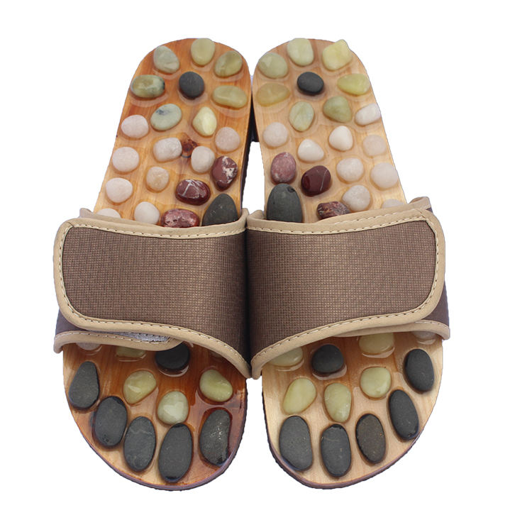 High quality massage acupuncture therapist sandals shoes from Foshan China