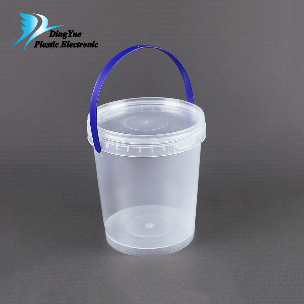 China manufacturers flexible 20 liter plastic pail