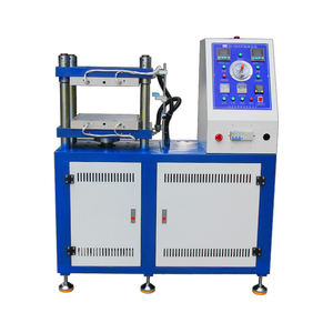 Professional Flat Vulcanizing Machine for Belt and Tire