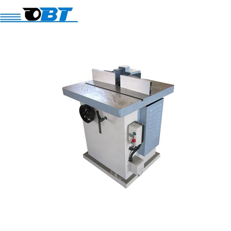 Best selling Single spindle vertical sliding table milling machine for furniture