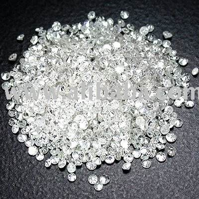 LOOSE WHITE DIAMOND 1MM -2MMSIZE