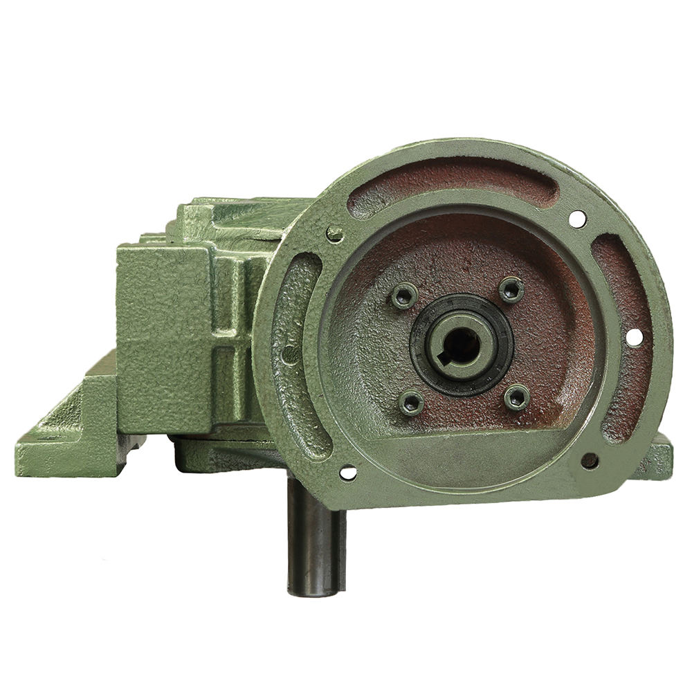 wp manufacturer gearbox reverse reducer for mixer gear box transmissions worm gear reducer mechanical screw jack revers