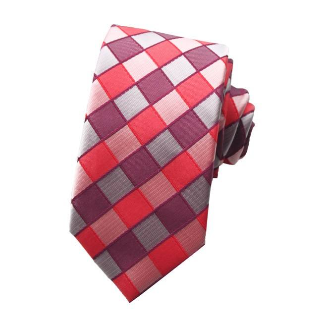 Customized Man Premium Handsome Woven 100% Silk Tie