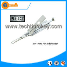Original Lishi SIP22 decoder and lock pick genuine combination tool for Fiat