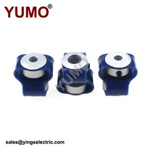 Yumo LS 8-Shaped Coupling Stepping Servo Torque Do Motor Acoplamentos Flexíveis