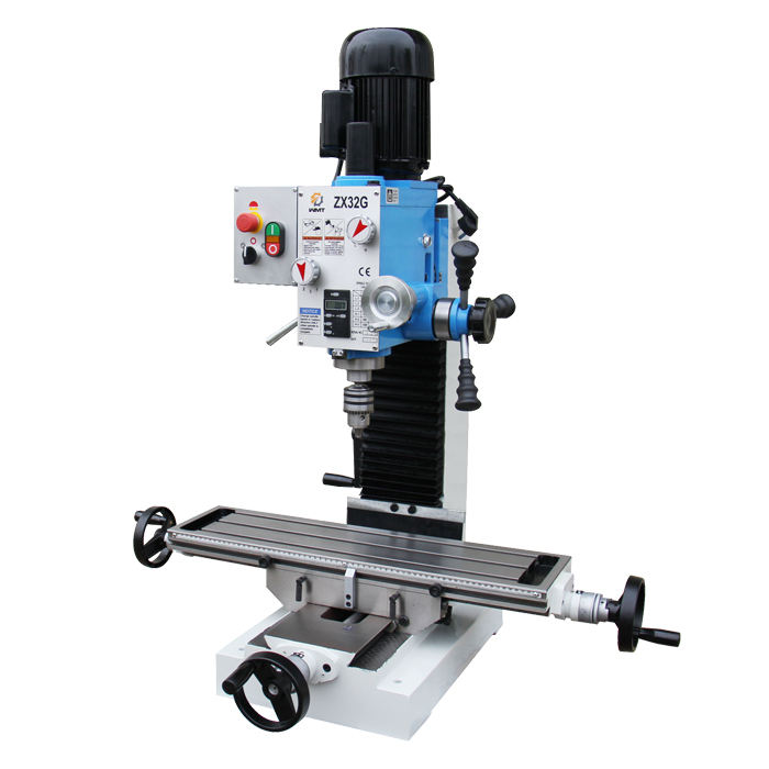 ZX32G Vertical dilling and milling machine for Metal Working