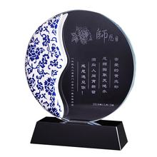 2019 New Coming Personalized Custom Ceramics Award Crystal For Gift Souvenirs