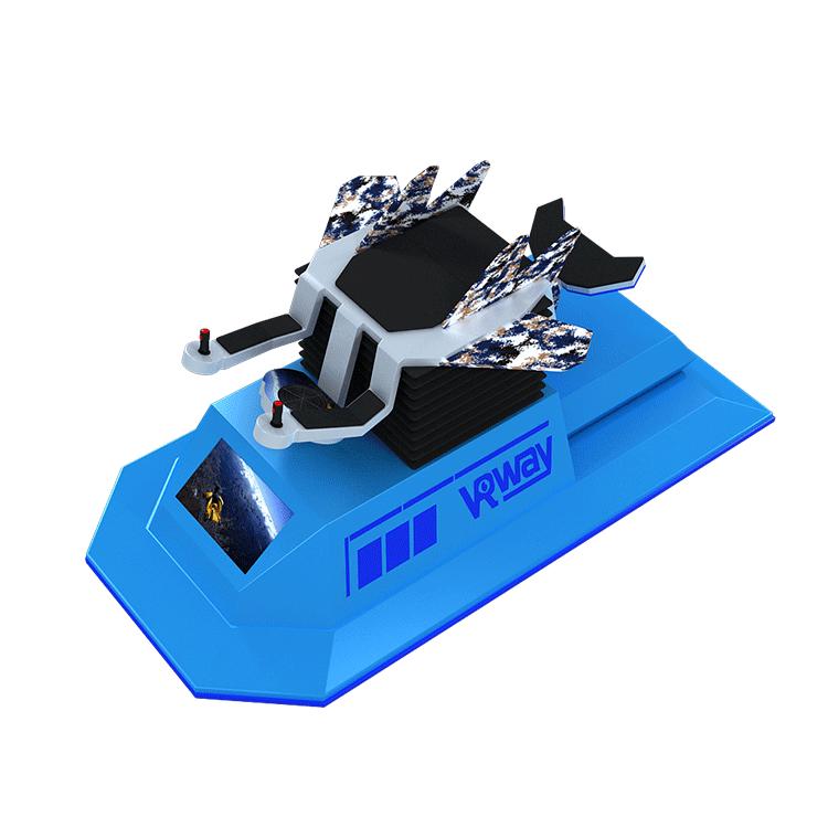 最新の9d vr 3自由vrフライトシミュレータ仮想現実用フライングのスキーは撮影vrゲーム体験