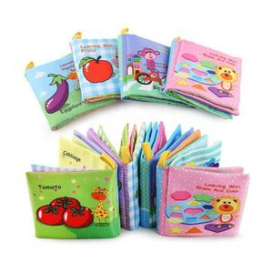 toys 2020 Baby Early Education Cloth Book,Fabric Book,Soft Book cheap