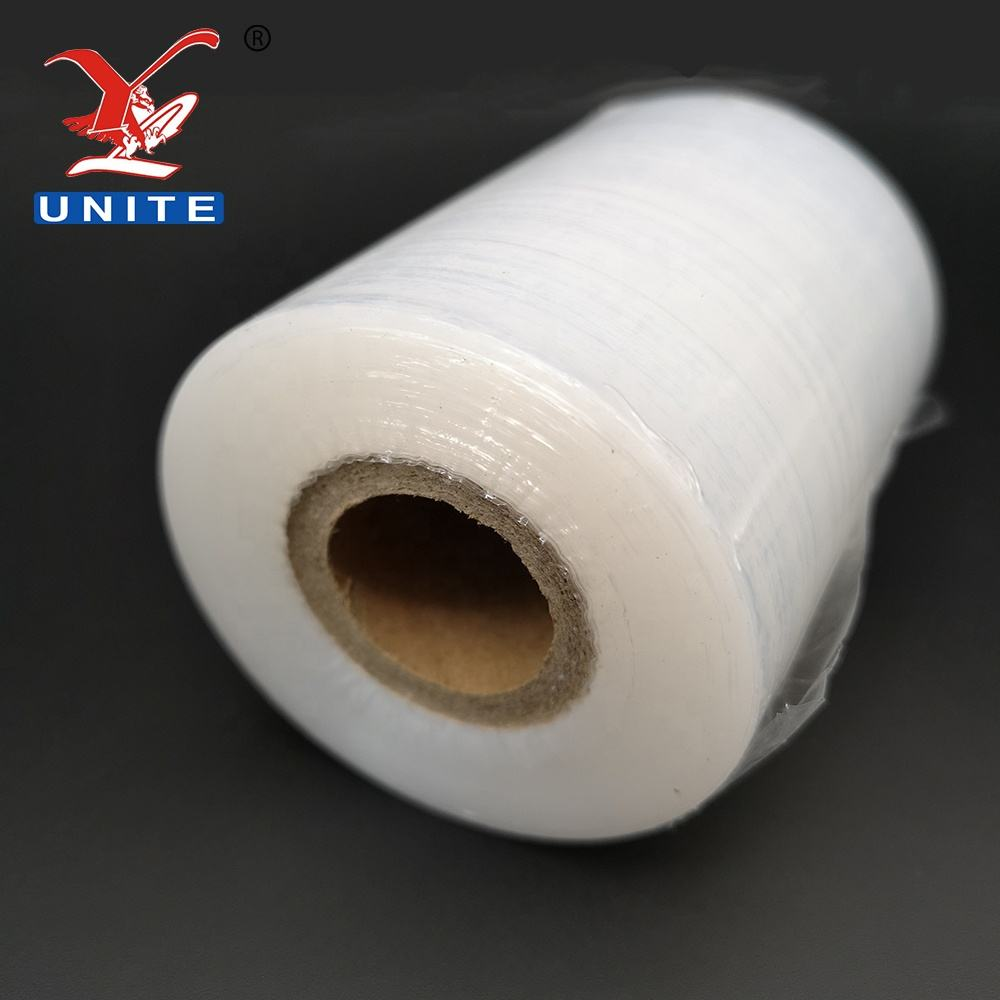 transparent customized packing plastic stretch wrap film