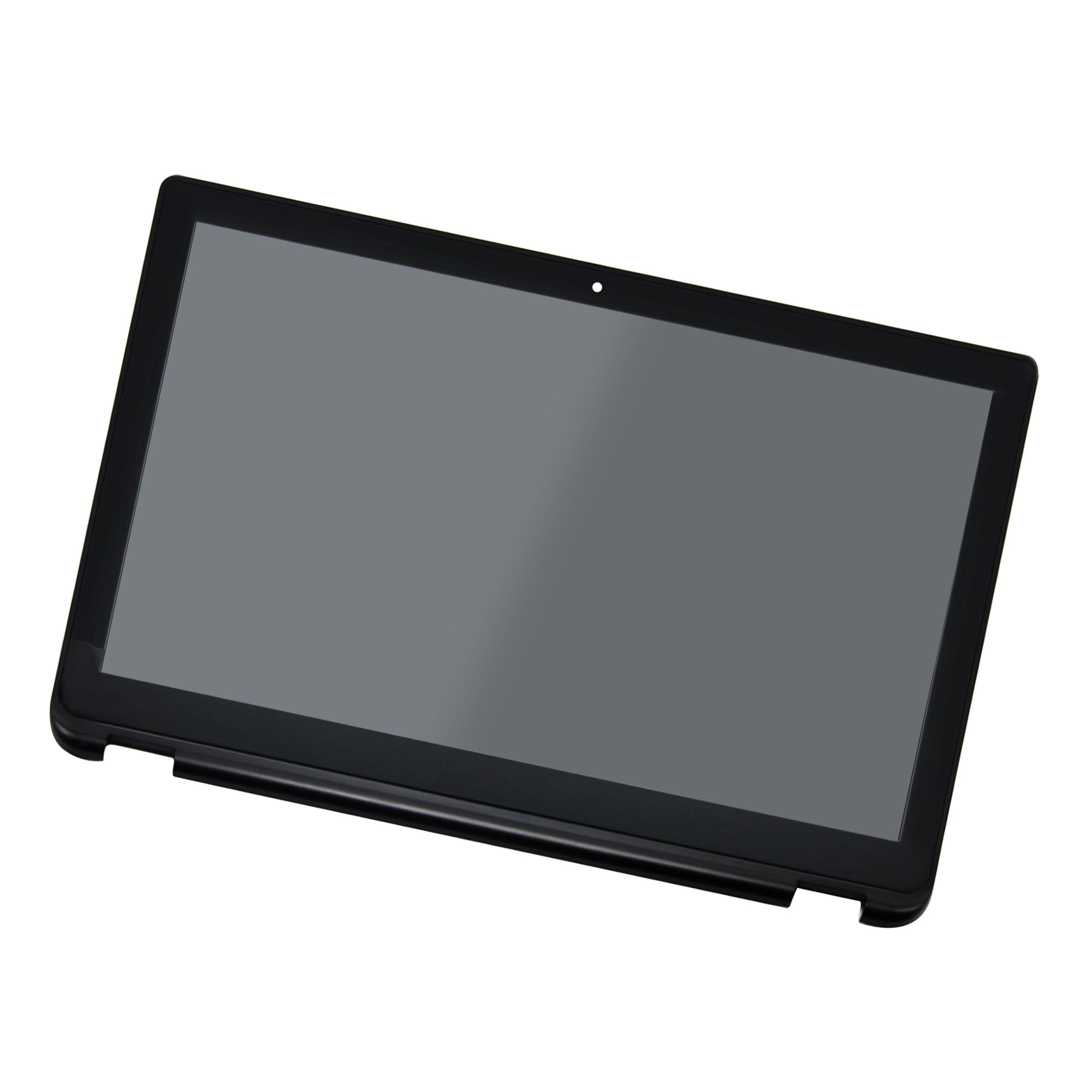 New Original 15.6 inch For Toshiba Satellite Radius P55W-B Series P55W-B5112 P55W-B5224 Touch LCD Assembly with Frame