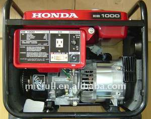 Power durch Honda generator