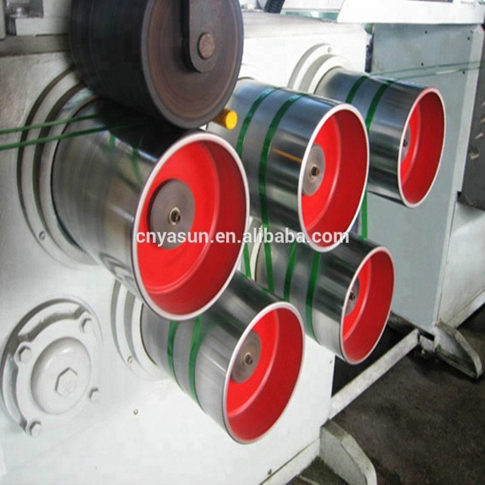 PET Double Strap Extrusion Line/PET Bale Strap Production Line