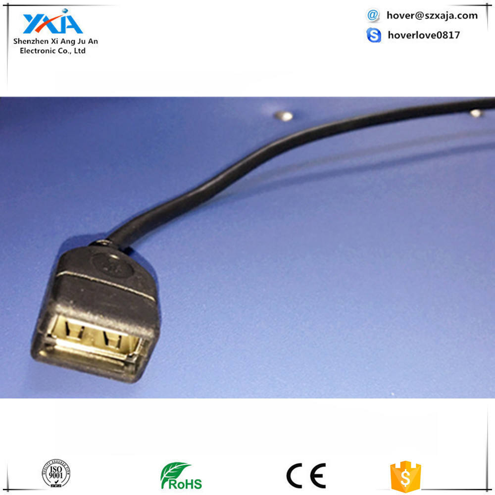 4Pin Molex Ke 2X 15Pin Serial ATA SATA HDD Adaptor Kabel Daya (C-614-5PK)
