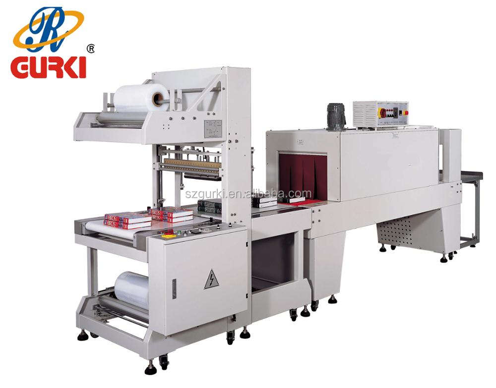 Best sales shrink packing machine for bottle and can