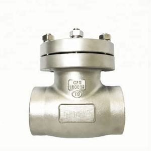 PN32 Stainless Steel Cryogenic Check Valve SS Welding Type