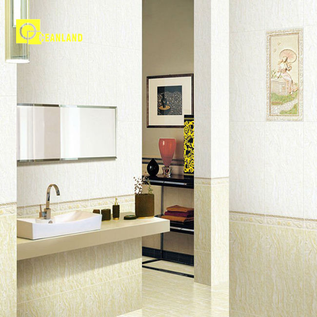 white bathroom wall tiles 20x30 6 x 8