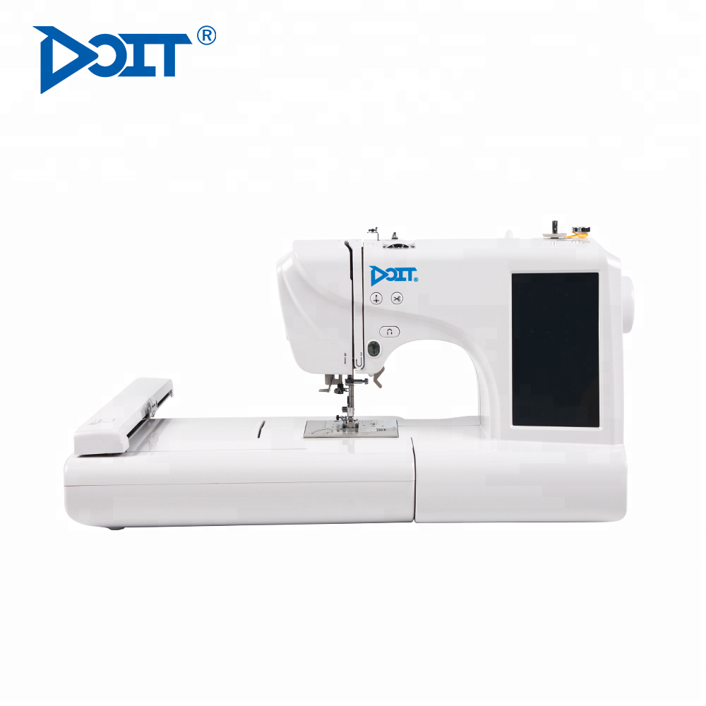 DT 9090 Multifunction Domestic Computerized Embroidery Sewing Machine Household