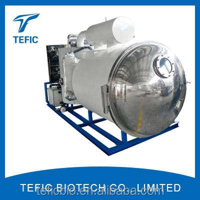 100kg per batch Industrial fruit freeze dryer/Lyophilizer/Freeze Drying Machine