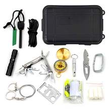 outdoor everyday carry survival kits camping emergency preparedness supplies