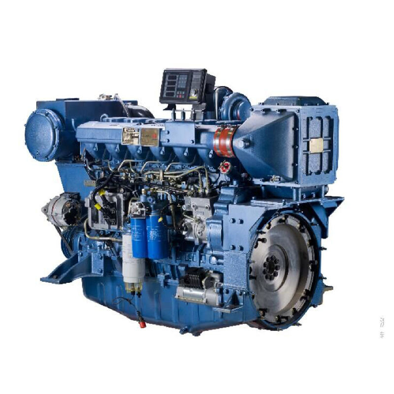 350hp Weichai WP12 used new inboard motor fishing boat diesel engines for sale motor marino