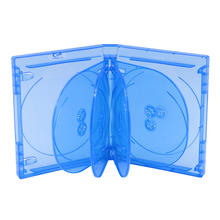 SUNSHING Wholesale Blu Ray Burner Case 9 Discs Bluray Box With 4 Tray