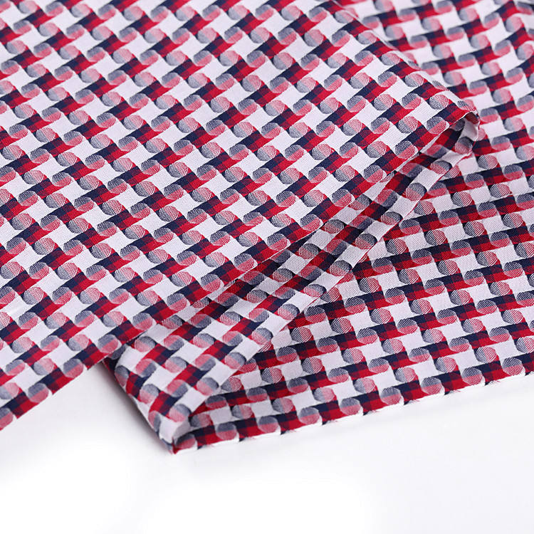 China Manufacture Jame like high density brand shirt fabric