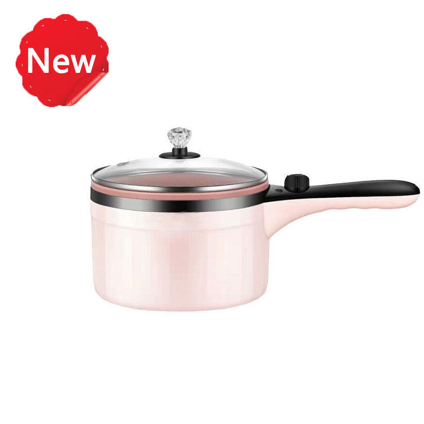 new design mini Non-stick multi-functional kitchen electric skillet fashion frying pan electric