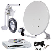 Ku 60 cm 65 cm TV Antenna Ku Band Satellite Dish Antenna