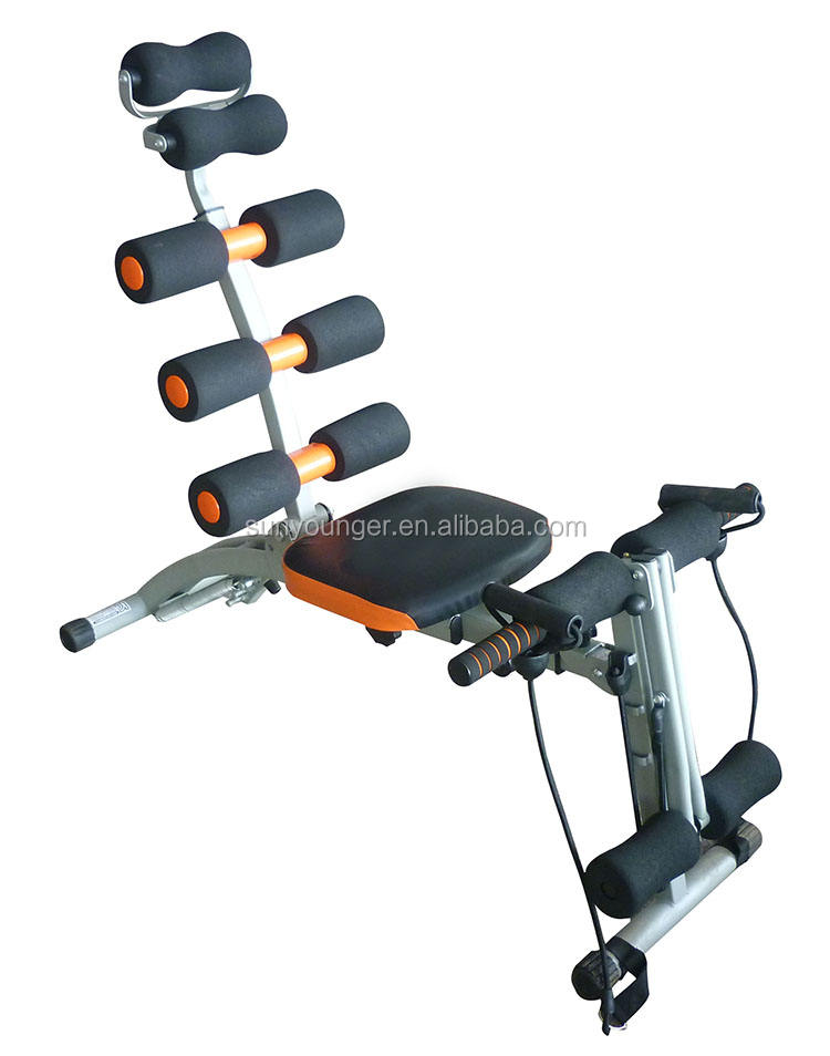 Sunyounger Excellent Quality Functions ab machineExercise Fitness
