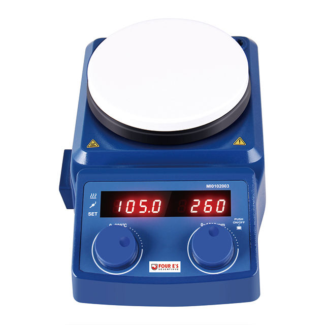 Chemical Laboratory Mixing Machine Heating Mantle Magnetic Hot Plate Stirrer