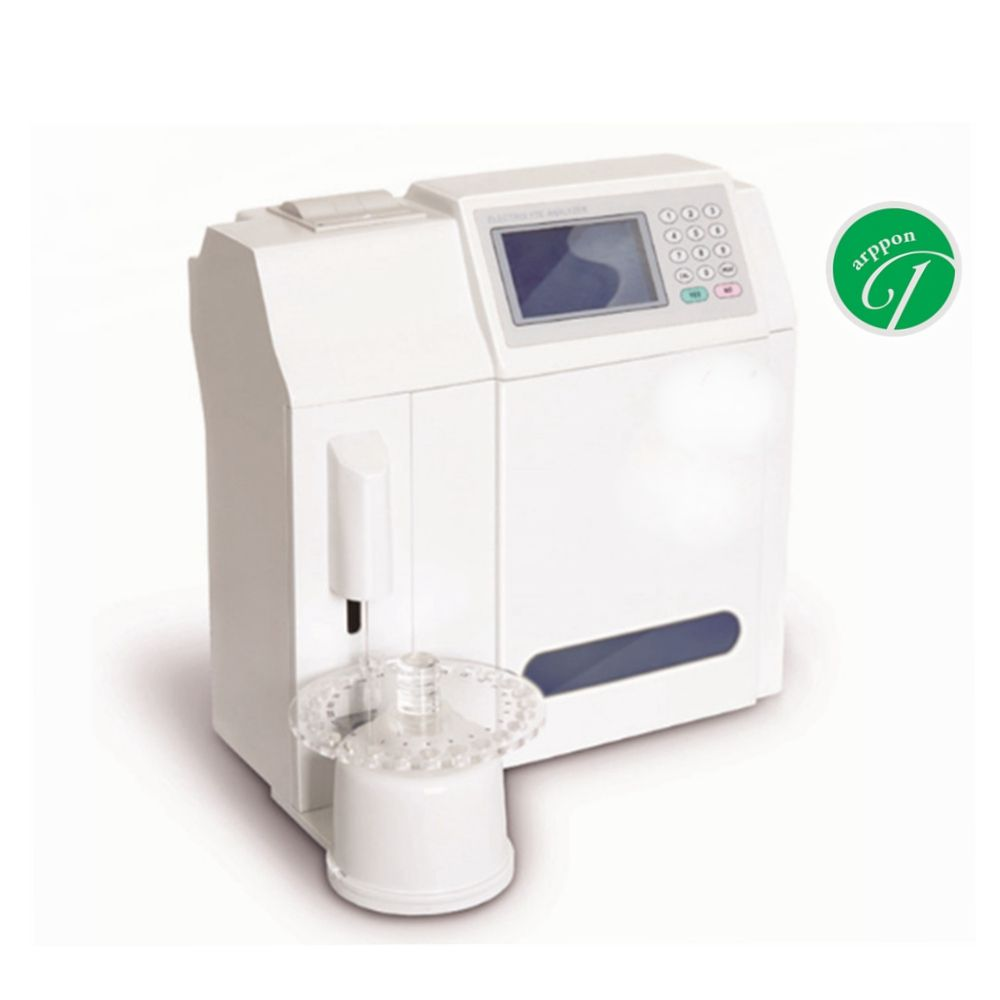 hospital lab blood and gas electrolyte analyzer with low price
