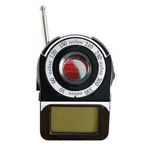 Anti-Spy RF Signal Bug Detector Hidden Camera Laser Lens GSM 파인더 뷰 파인더
