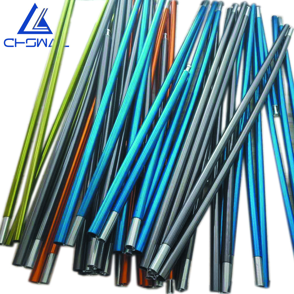 Durable quality 7075 6061 t6 Aluminium Alloy Tube for Tent