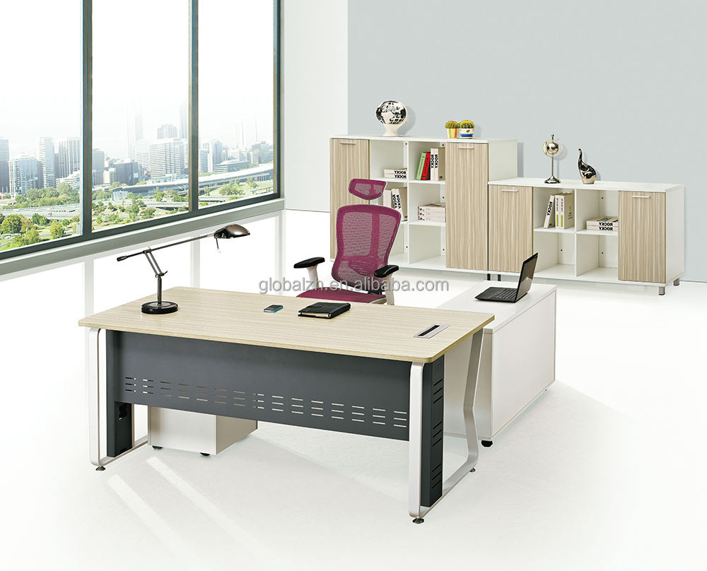 Office Desk Legs Metal Table Base With Modesty Panel Wholesale