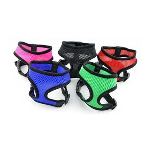 Body Soft Small Mesh Fashion Dog Pet Harness for Dog