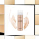Makeup Face Foundation Custom Private Label Logo Makeup Face Foundation For Dark Skin