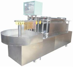 Soft tube fill machine Popsicle ice pop/ice lolly fill seal machine