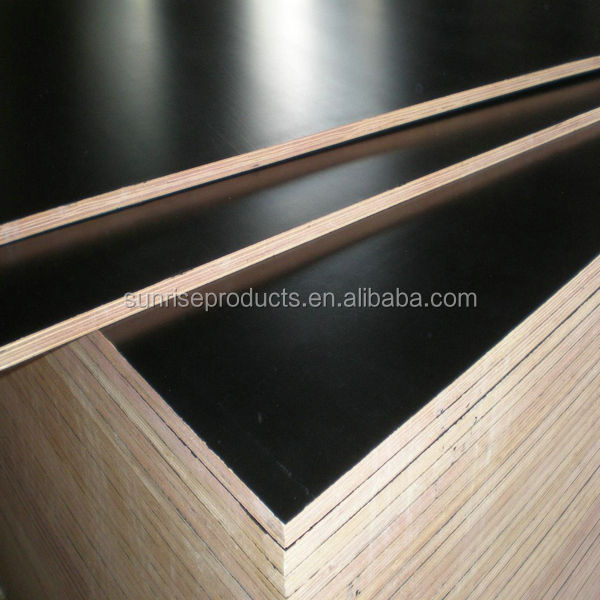 18mm concrete forming plywood manufacturer located in Shouguang