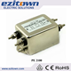 Vac 100a single phase single stage ac socket emi power line noise electrical 60hz filter ezitown