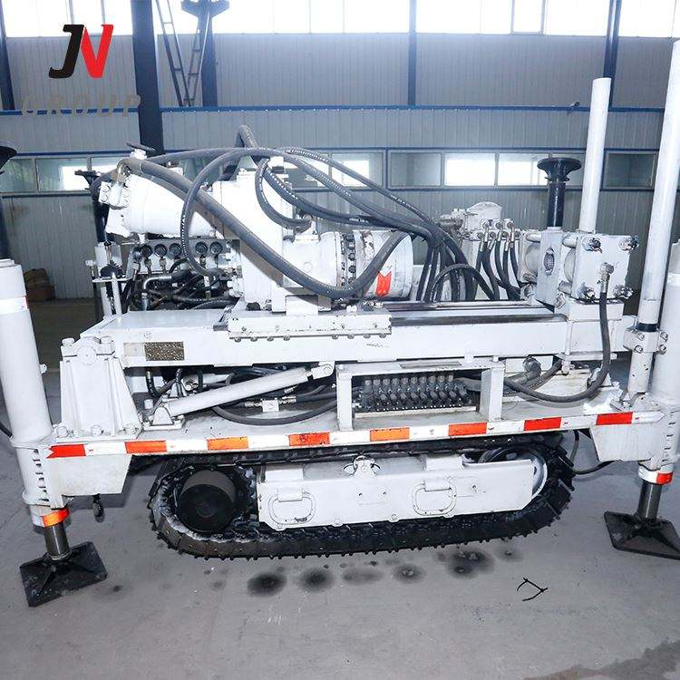 Ore Price Drilling Machine Crawler Based Hydraulic Horizontal Directional Drill Rigs Machine