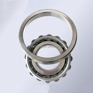 Brass Cage Single Row Chrome Steel Tapered Roller Bearing 32028 for motorcycles