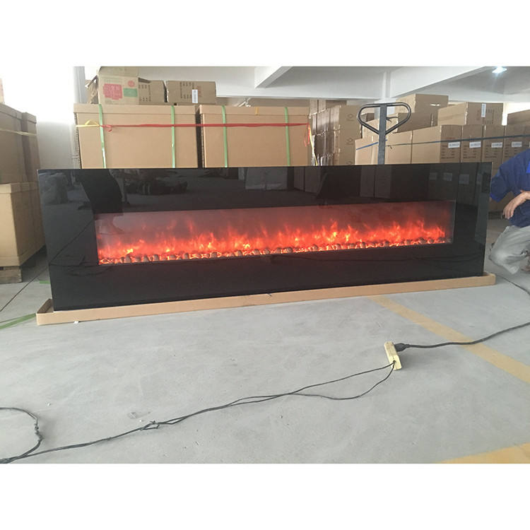 New product trendy style 3d fireplace with different colors