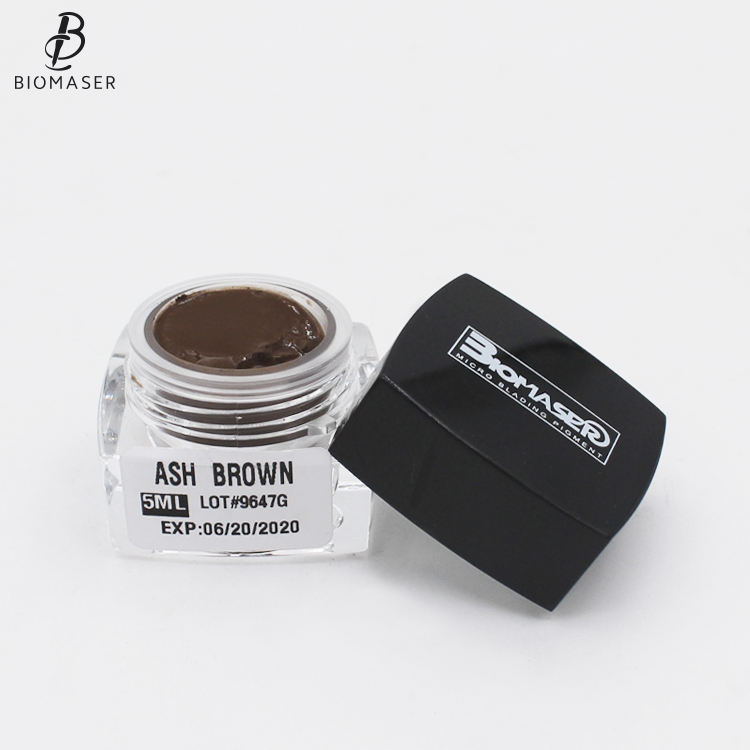 Nieuwe Biomaser <span class=keywords><strong>Professionele</strong></span> Permanente Make-Up Lip/Wenkbrauw/Microblading Pigment