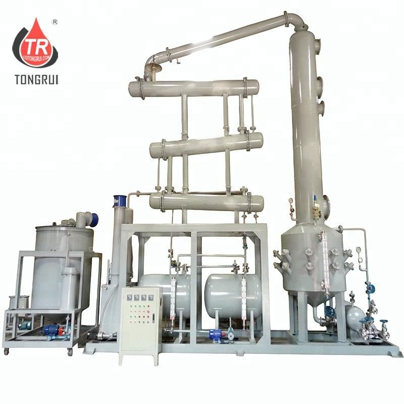 Big Profit But Low Cost Recycling Waste Oil To Diesel Fuel Refinery Machine
