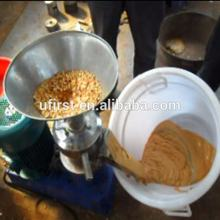 OEM high quality Automatic peanut making machine stainless steel peanut butter colloid mill machine